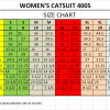 Women's catsuit 4005